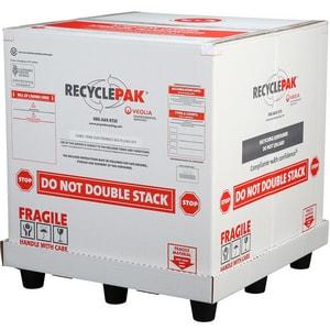Veolia ES RecyclePak® Poly Liner Mixed Lamp Recycling Box VSUPPLY261