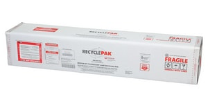 Veolia ES RecyclePak® 4 ft. Medium Fluorescent Lamp Recycling Box VSUPPLY04