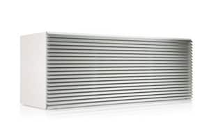 Friedrich Air Conditioning Aluminum Louvered Grille in Beige FPXBG