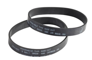 Hoover Stretch Replacement Belt for Hoover Windtunnel T-Series UH70105 and UH70120 Hepa Filter Vacuums 2-Pack HAH20080