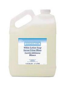 Boardwalk 1 gal Lotion Soap in White BWK420