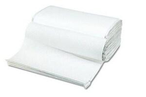 Boardwalk 9-9/20 in. Single-Fold Paper Towel in White (Case of 16) BWK6212