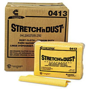 17 in. Stretchable Dust Cloth CHI0413