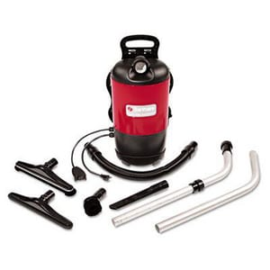 Electrolux Sanitaire® 11.5A Commercial Backpack Vacuum EUR412