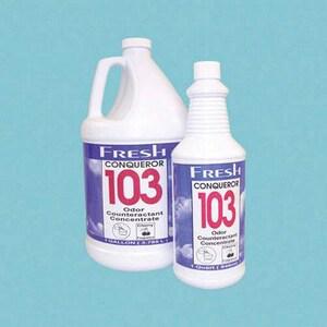 32 oz. Tutti-Frutti Fragrance Conqueror 103 Deodorizer F1232WBTU