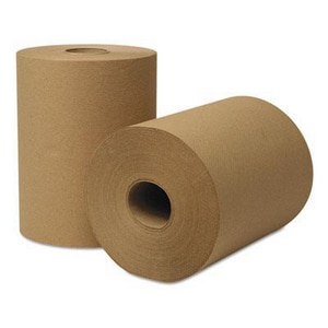 Wausau Paper® EcoSoft® 350 ft. Hard Roll Towel in Natural (Case of 12) W46200