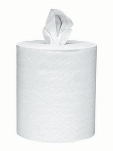 Kimberly Clark Kleenex® Hard Roll Towel in White (Case of 12) K01080
