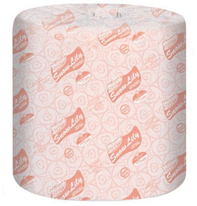 Marcal 4 x 4-1/2 in. Bathroom Tissue in White (Case of 48) MAC4072