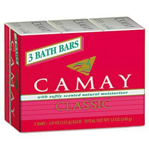 Camay 4 oz. Soap Bar Individually Wrapped P08829