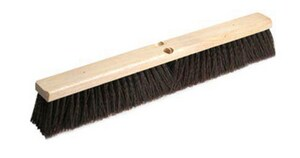 Boardwalk 18 x 3-1/4 in. Polypropylene Floor Brush Head in Maroon BWK20318 at Pollardwater