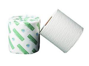 Boardwalk 500-Sheet 3-3/4 x 4-2/5 in. Bath Tissue in Natural White (Case of 96) BWK20GREEN