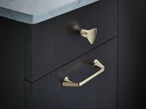Brizo Sotria™ Drawer Pull in Brilliance Luxe Nickel D699150NK