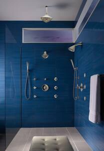 Brizo Sotria™ 18 in. Towel Bar in Polished Chrome D691850