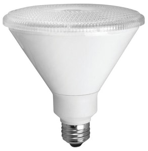 TCP 17W PAR38 LED Light Bulb with Medium Base TL17P38D30KFL