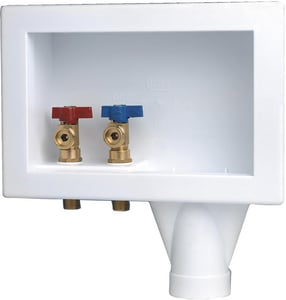 Oatey The Eliminator® 1/2 x 1/4 in. Brass PEX Single Lever Ball Valve O38651