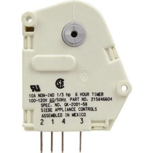 Frigidaire 2-4/5 in. Defrost Timer F215846604