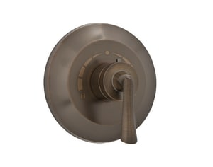 Mirabelle® Provincetown Single Lever Handle Thermostatic Valve Trim in Oil Rubbed Bronze MIRPR9009ORB