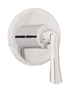 Mirabelle® Provincetown Single Lever Handle Volume Control Trim in Polished Chrome MIRPR9007