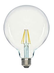 Satco 6.5W G40 LED Light Bulb with Medium Base SS9257