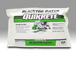 Quikrete 60 lbs. Blacktop Cold Patch Q1701