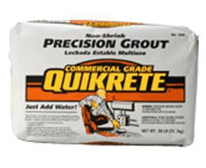 Quikrete 50 lbs. Precision Non-shrink Grout Q158500