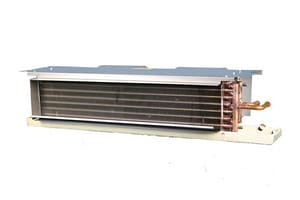 First Co 36-1/8 in. 400 cfm Horizontal Ceiling Fan Coil for Air Handler F4HBC31LH