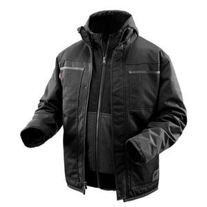 Milwaukee M12™ XL Size Heated Jacket in Black M2171XL