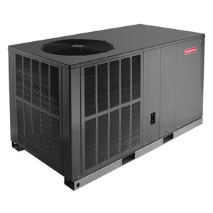 Goodman GPC15H 3 Tons Electric 1C-Stage and Single-Stage Horizontal Packaged Air Conditioner GGPC1536H41