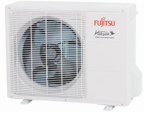 Fujitsu Halcyon® 18 MBH Wall Mount Outdoor 1.5 Tons Mini-Split Single-Zone FAOU18RLB