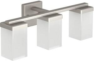Moen 90 Degree™ 3-Globe Light Fixture in Brushed Nickel MYB8863BN