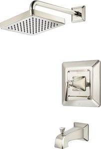 Pfister Park Avenue™ Single Handle Single Function Bathtub & Shower Faucet in Polished Nickel (Trim Only) PG898FED
