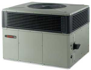 Trane 4YCX3 Series 3.5 Tons 13 SEER R-410A Single-Stage Spine Fin Convertible Gas/Electric Packaged Unit T4YCX3042B1096A