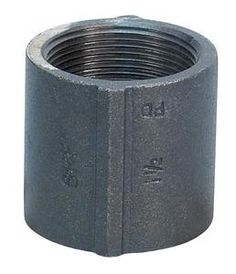 1-1/4 in. NPT 300# Black Ductile Iron Coupling IBDIC