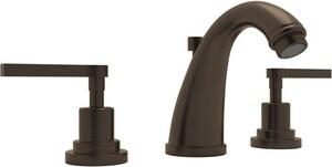 ROHL® Avanti Two Handle Bathroom Sink Faucet in Tuscan Brass RA1208LMTCB2