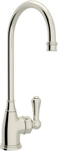 ROHL® Perrin & Rowe® Single Handle Lever Handle Bar Faucet in Polished Nickel RU4700PN2