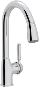 ROHL® Single Lever Handle Bar Faucet in Polished Chrome RR7504SLM2