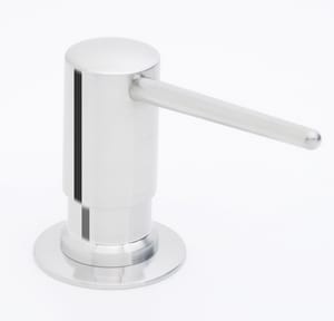 ROHL® De Lux 2-3/4 in. 12 oz Kitchen Soap Dispenser in Polished Chrome RLS750L