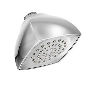 Moen Voss™ Moenflo®XL Single Function Full Showerhead in Polished Chrome M6325EP