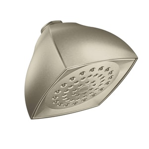 Moen Voss™ Moenflo®XL Single Function Full Showerhead in Brushed Nickel M6325EPBN