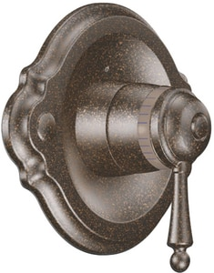 Moen Waterhill™ Tub and Shower Thermostatic Valve with Single Lever Handle in Oil Rubbed Bronze MTS3110ORB