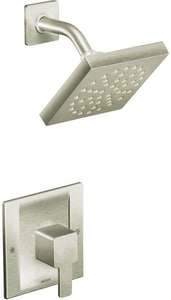 Moen 90 Degree™ 1.75 gpm Single Lever Handle Shower Trim Only in Brushed Nickel MTS2712EPBN