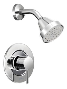 Moen Align™ 2.5 gpm Single Lever Handle Shower Trim in Polished Chrome MT2192