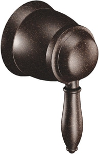 Moen Weymouth® 1-Function Flow Valve Trim Only with Single Lever Handle in Oil Rubbed Bronze MTS52104ORB