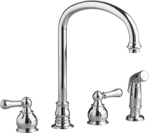 American Standard Hampton® Two Handle Widespread Kitchen Faucet A4751732