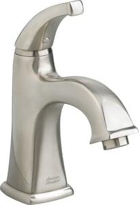 American Standard Town Square® Single Handle Bathroom Sink Faucet in Brushed Nickel A2555101295