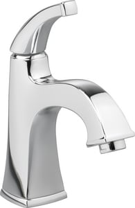 American Standard Town Square® Single Handle Monoblock Bathroom Sink Faucet in Polished Chrome A2555101