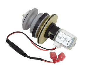American Standard Selectronic® Toilet Flush Valve Piston and Solenoid Assembly for American Standard Battery 6063 Series and Selectronic Proximity Toilet Commercial Flush Valves AM9648020070A