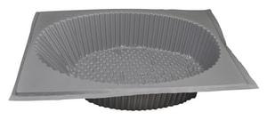 Water-Tite Water Tite 60 in. Oval in Rectangle Bathtub Protection I83255