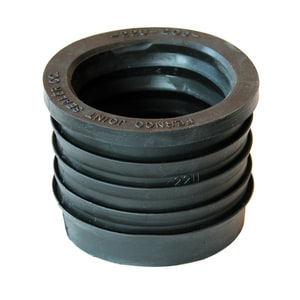 Fernco 2 in. Hub x Cast Iron Service Schedule 40 Weight Donut FU05