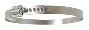 Fernco 6-1/2 - 8-1/2 in. Stainless Steel Clamp F128300